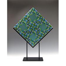 Simona Rosasco Glass Artist, Bakersville, NC