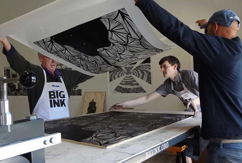 EXHIBITION: Think BIG Prints